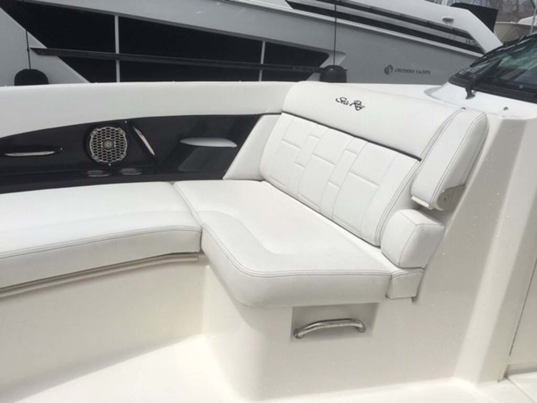 Sea Ray-350 SLX 2015 -Mount Pleasant-South Carolina-United States-Starboard Forward Seat-1414783   Thumbnail