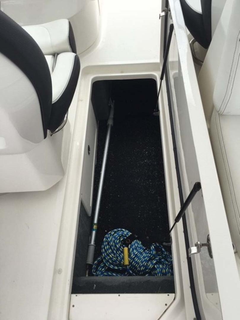 Sea Ray-350 SLX 2015 -Mount Pleasant-South Carolina-United States-Storage  in floor-1414806   Thumbnail