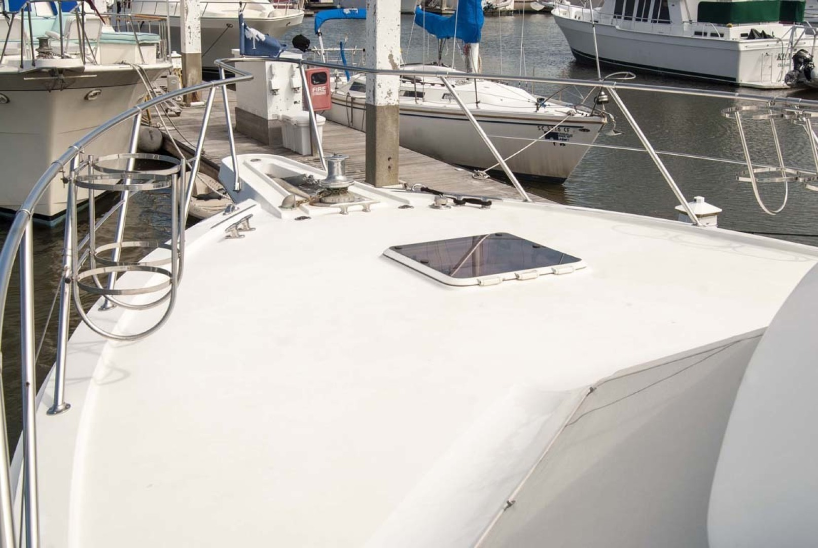 Hatteras-52 Cockpit Motor Yacht 1994-Believe It Mount Pleasant-South Carolina-United States-1415501 | Thumbnail