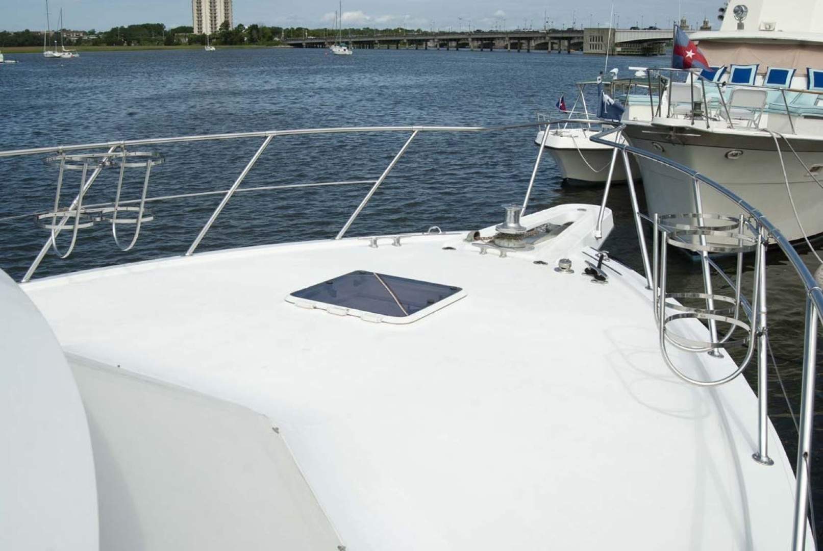 Hatteras-52 Cockpit Motor Yacht 1994-Believe It Mount Pleasant-South Carolina-United States-1415500 | Thumbnail