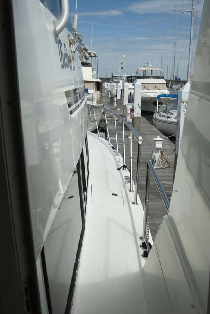 Hatteras-52 Cockpit Motor Yacht 1994-Believe It Mount Pleasant-South Carolina-United States-1415506 | Thumbnail