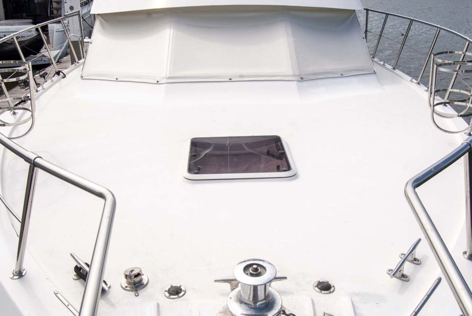 Hatteras-52 Cockpit Motor Yacht 1994-Believe It Mount Pleasant-South Carolina-United States-1415502 | Thumbnail
