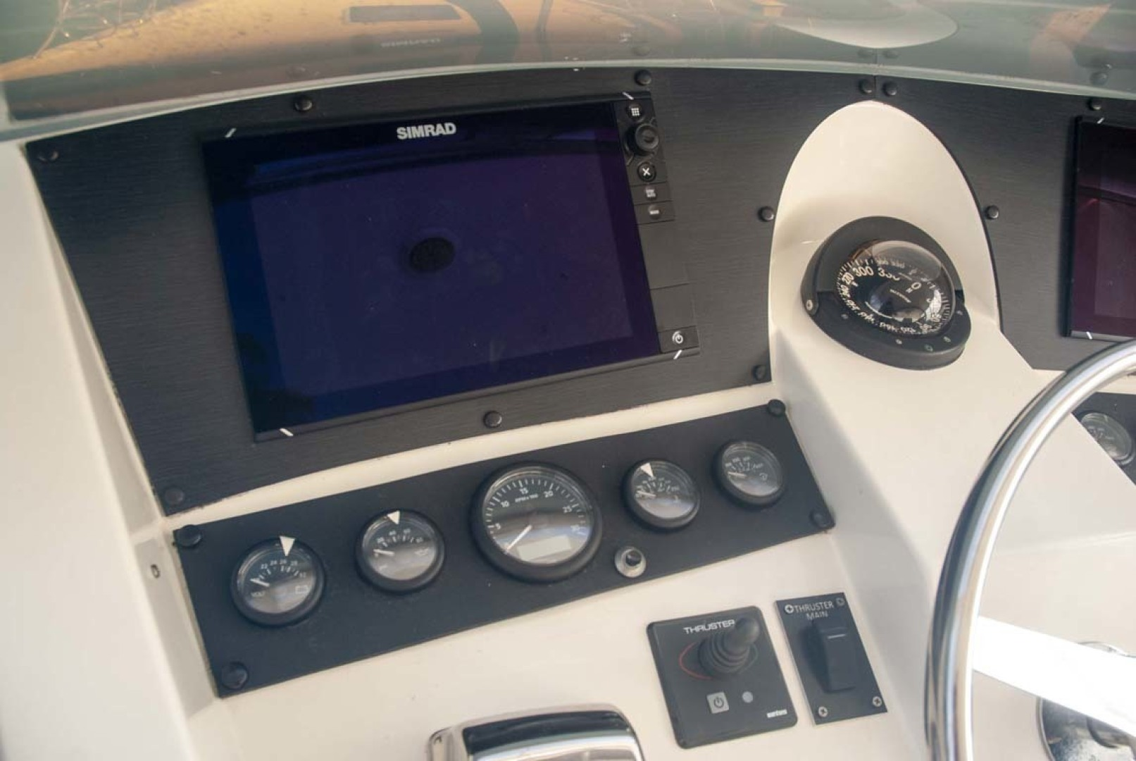 Hatteras-52 Cockpit Motor Yacht 1994-Believe It Mount Pleasant-South Carolina-United States-1415511 | Thumbnail