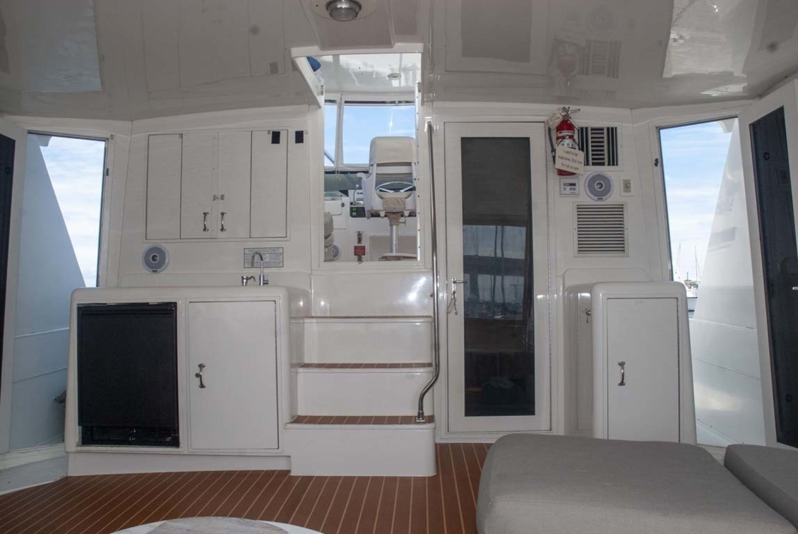 Hatteras-52 Cockpit Motor Yacht 1994-Believe It Mount Pleasant-South Carolina-United States-1415525 | Thumbnail