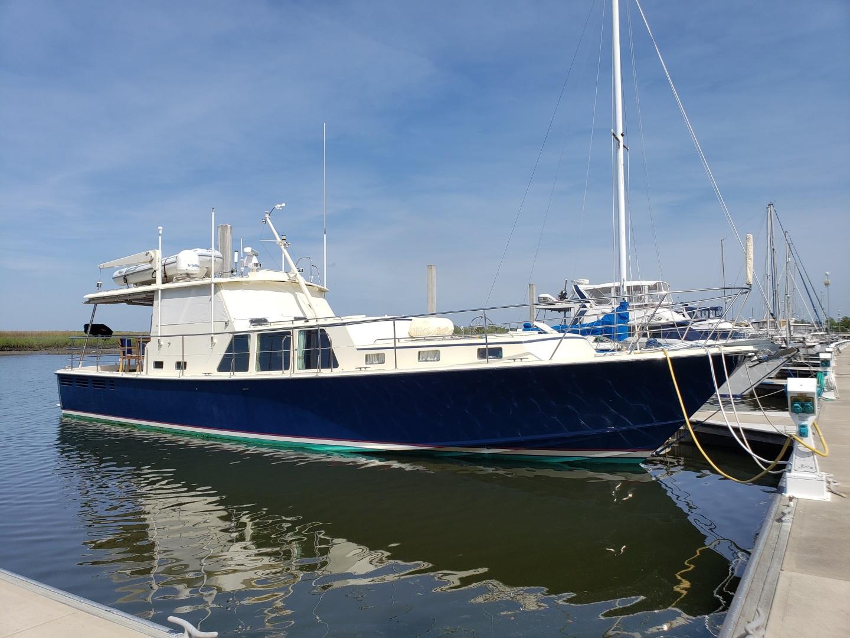 """2002 Dettling 51' Motoryacht """"Stevedore"""""""