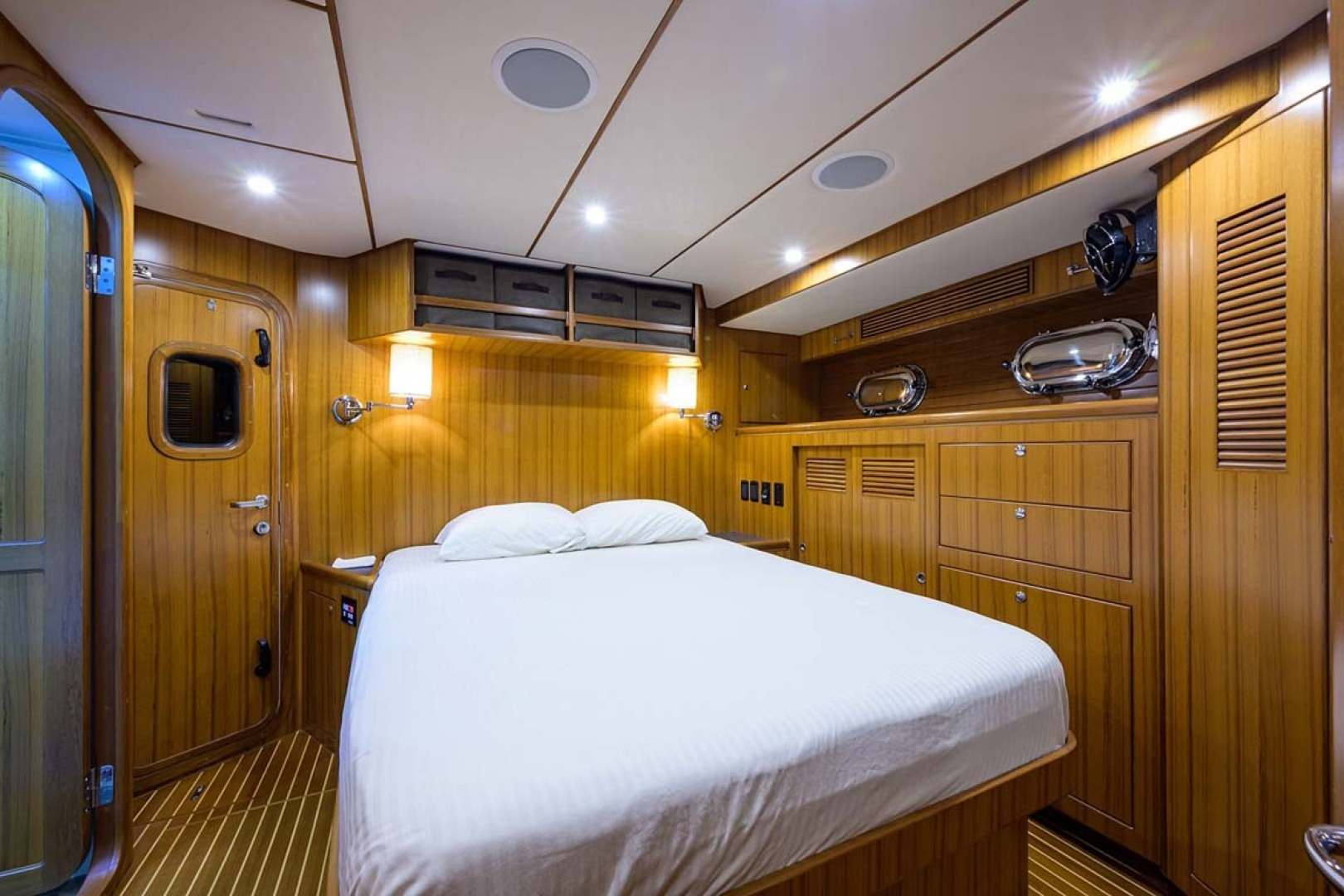 Nordhavn-47 2005-Fusion North Palm Beach-Florida-United States-Owners Stateroom-1424006 | Thumbnail