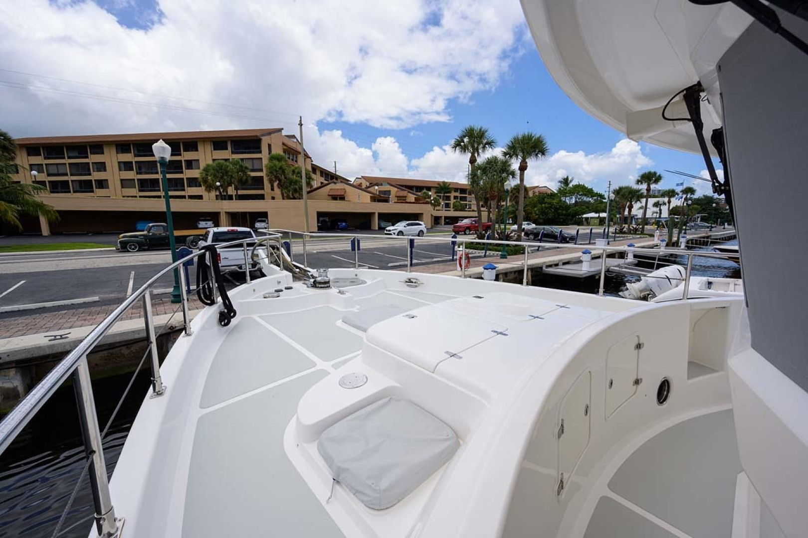 Nordhavn-47 2005-Fusion North Palm Beach-Florida-United States-Port Side Foredeck-1424020 | Thumbnail