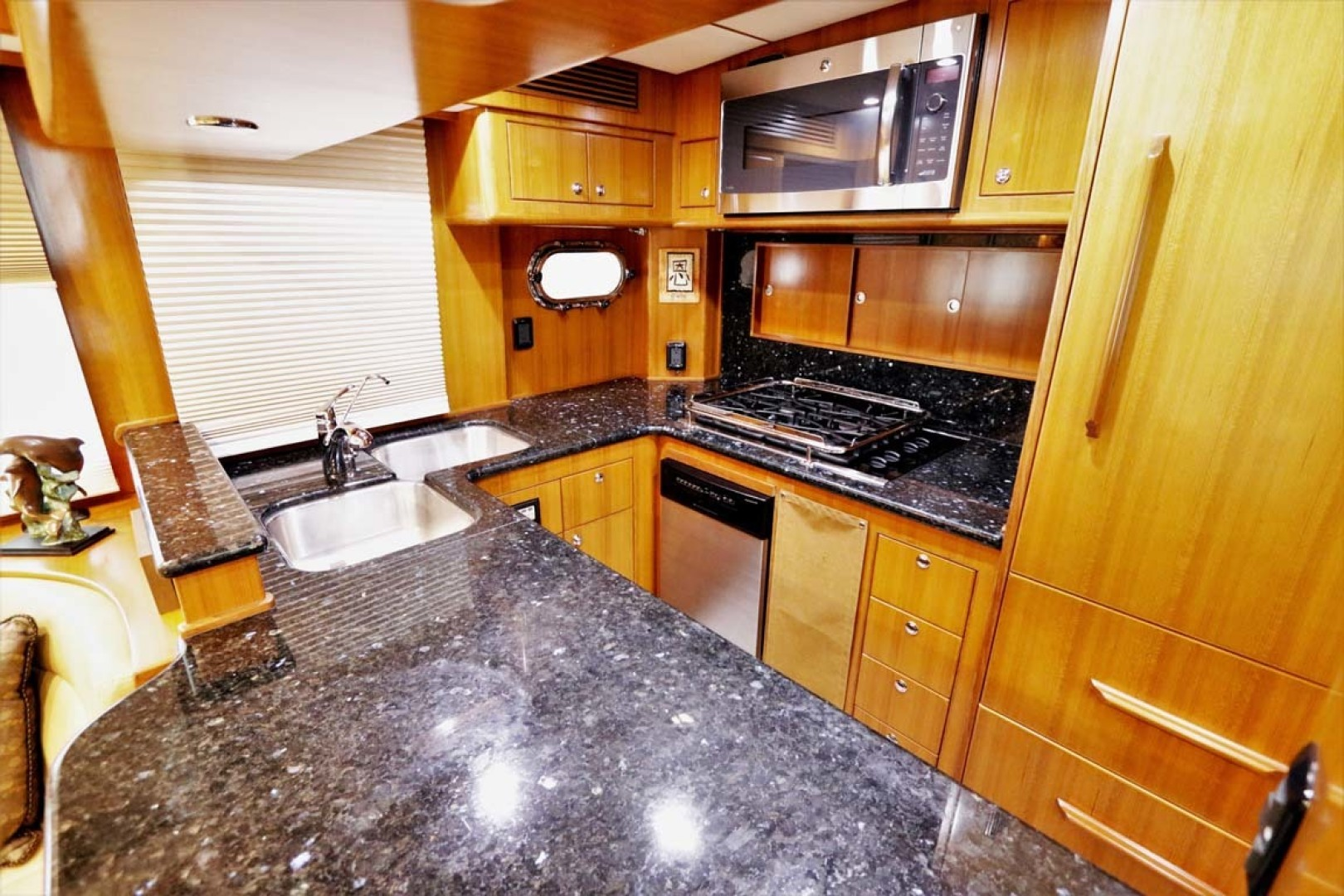 Nordhavn-47 2005-Fusion North Palm Beach-Florida-United States-Galley-1423988 | Thumbnail