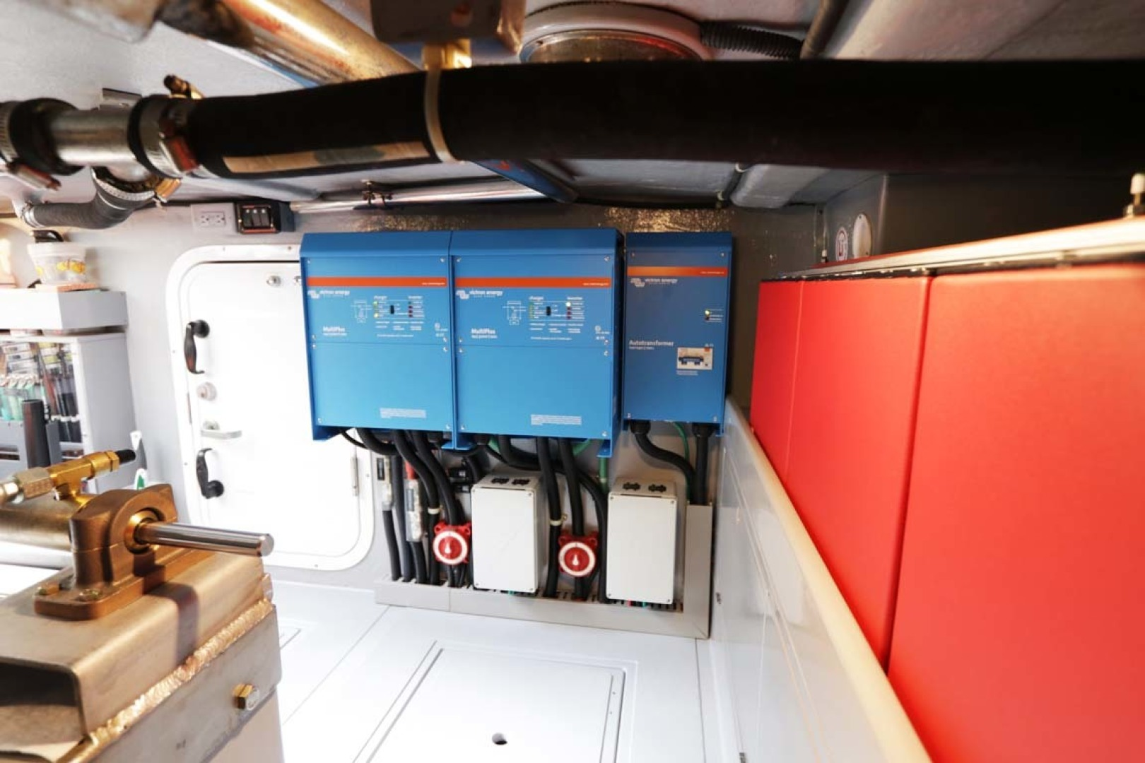 Nordhavn-47 2005-Fusion North Palm Beach-Florida-United States-Lithionics Lithium Battery System-1424039 | Thumbnail