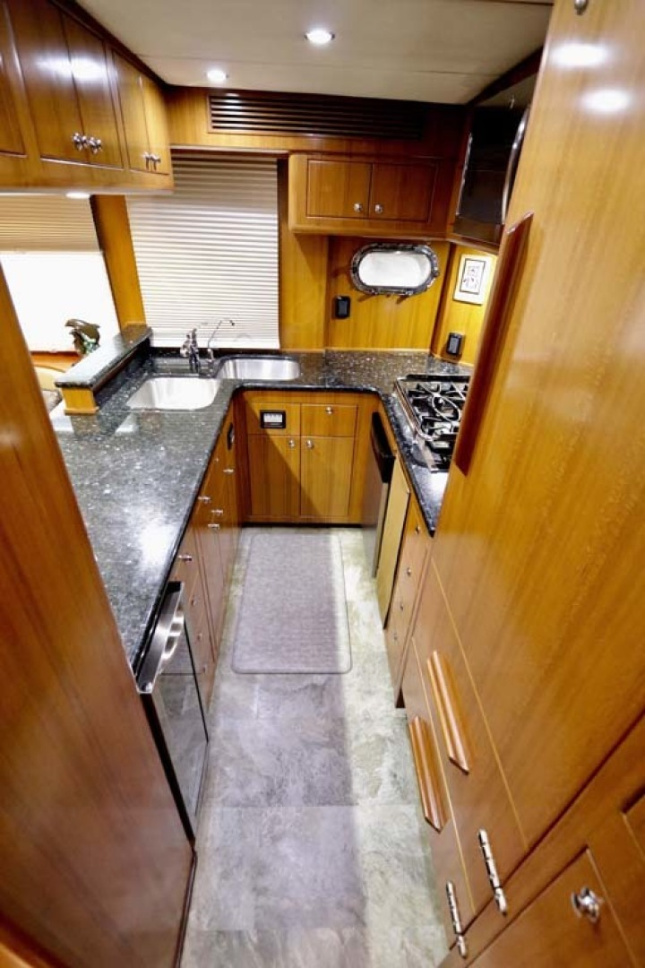 Nordhavn-47 2005-Fusion North Palm Beach-Florida-United States-Galley-1423989 | Thumbnail