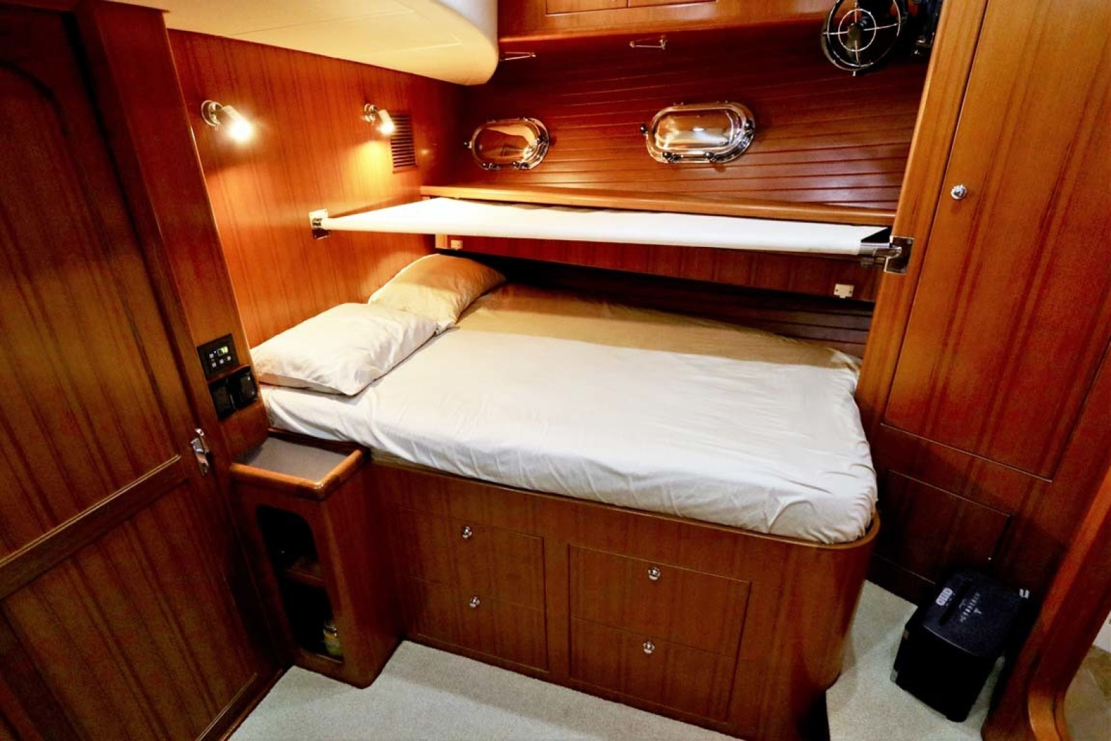 Nordhavn-47 2005-Fusion North Palm Beach-Florida-United States-Guest Stateroom-1424014 | Thumbnail