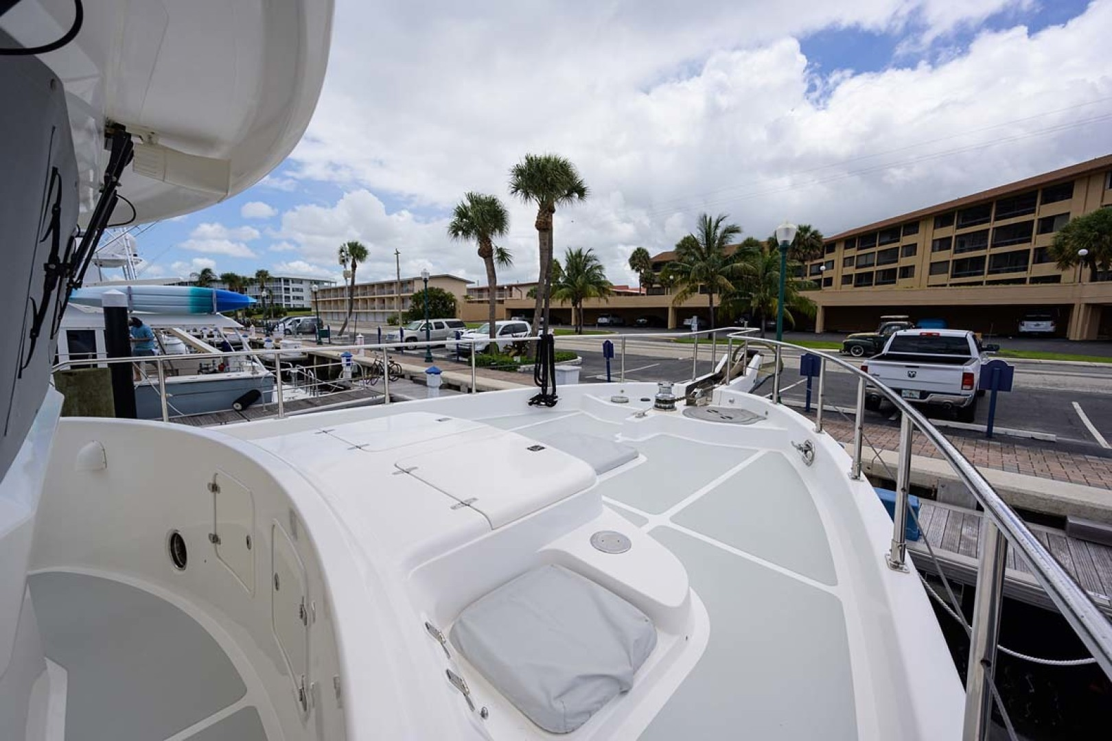 Nordhavn-47 2005-Fusion North Palm Beach-Florida-United States-Starboard Side Foredeck-1424022 | Thumbnail