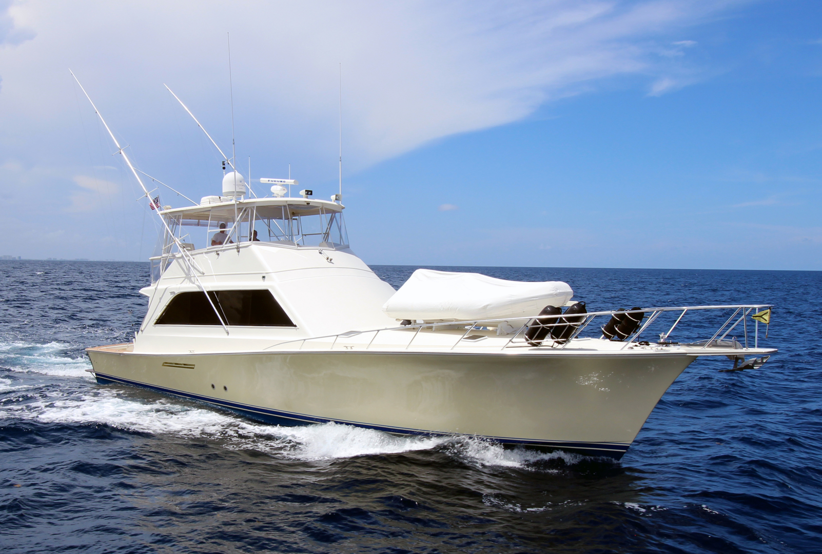 Ocean-Convertible 1989-Coho Ft Lauderdale-Florida-United States-Profile-1418453 | Thumbnail