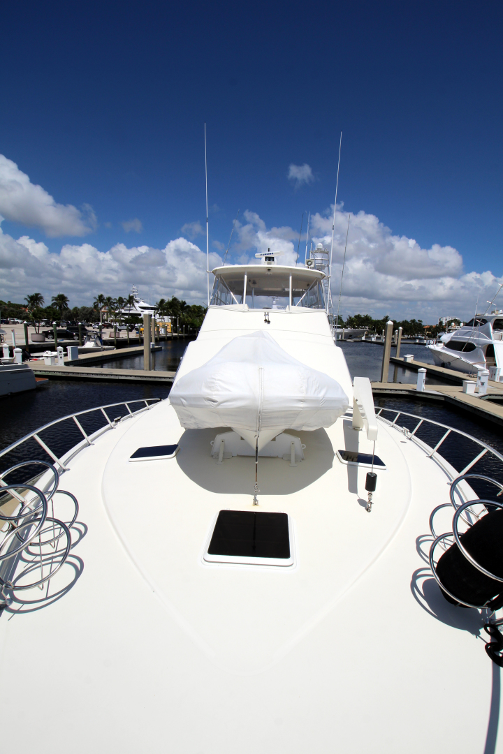 Ocean-Convertible 1989-Coho Ft Lauderdale-Florida-United States-1439888 | Thumbnail