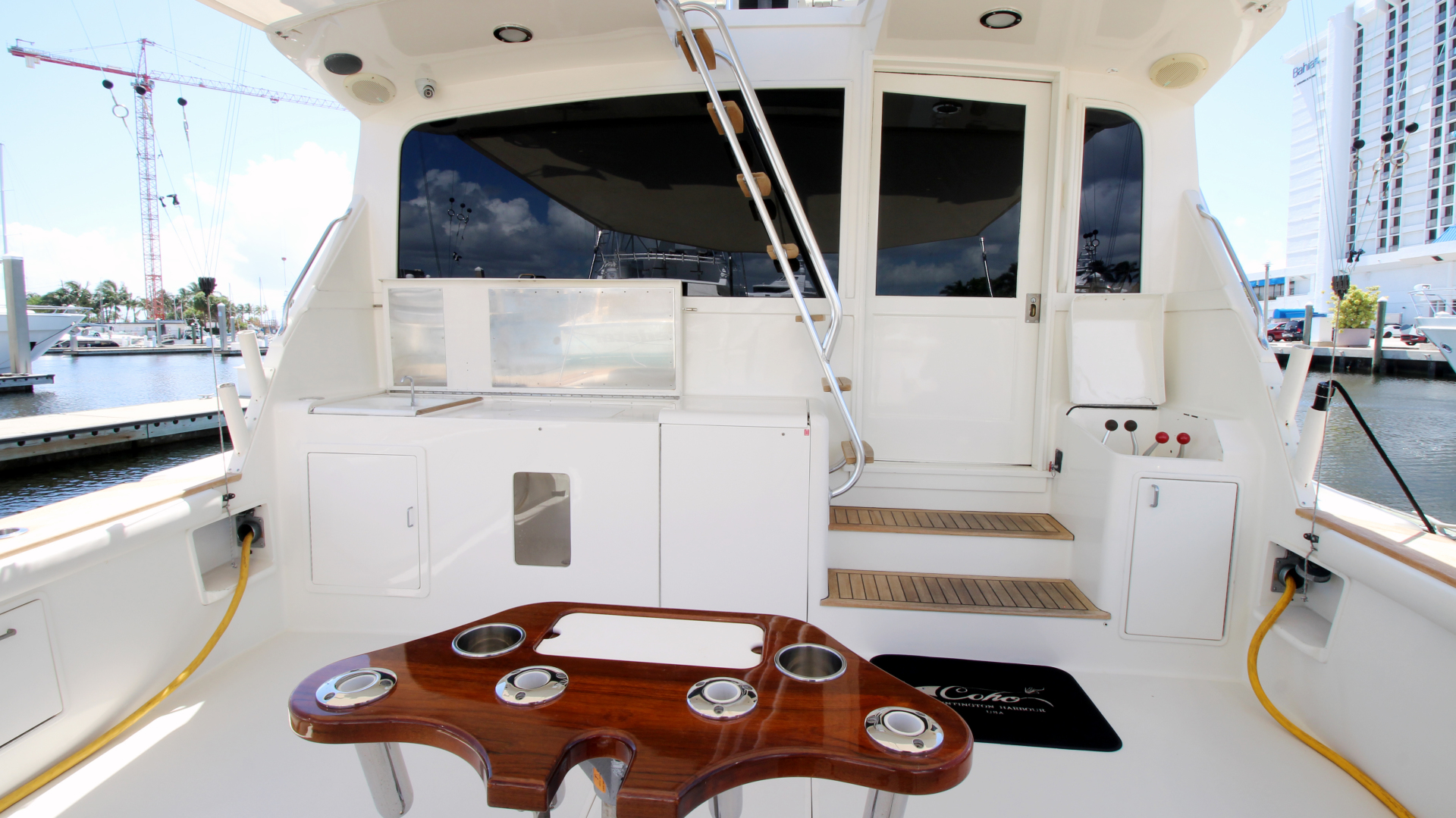 Ocean-Convertible 1989-Coho Ft Lauderdale-Florida-United States-1439873 | Thumbnail