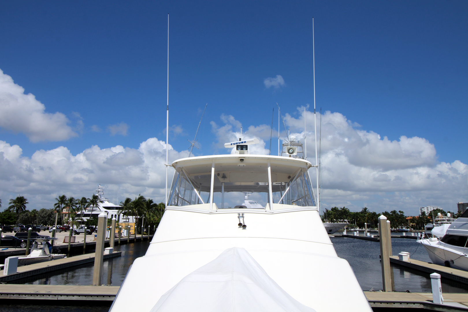 Ocean-Convertible 1989-Coho Ft Lauderdale-Florida-United States-1439889 | Thumbnail