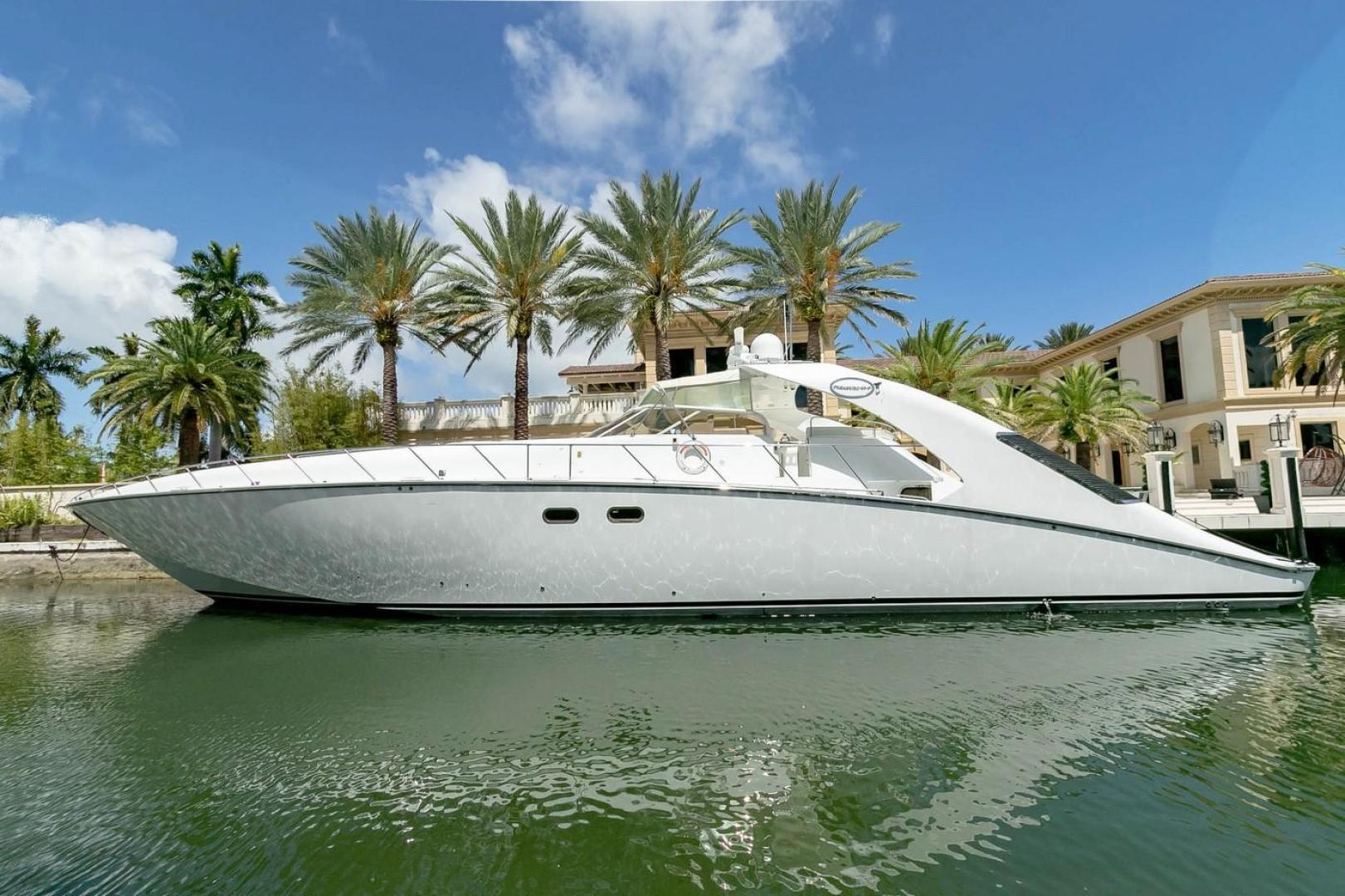Custom-Shoell Express Motor Yacht 2004-Purely Pleasure Fort Lauderdale-Florida-United States-1418537 | Thumbnail