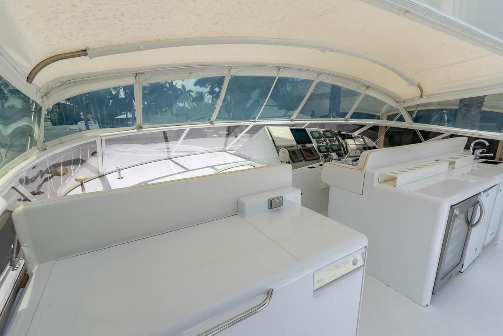 Custom-Shoell Express Motor Yacht 2004-Purely Pleasure Fort Lauderdale-Florida-United States-1418557 | Thumbnail
