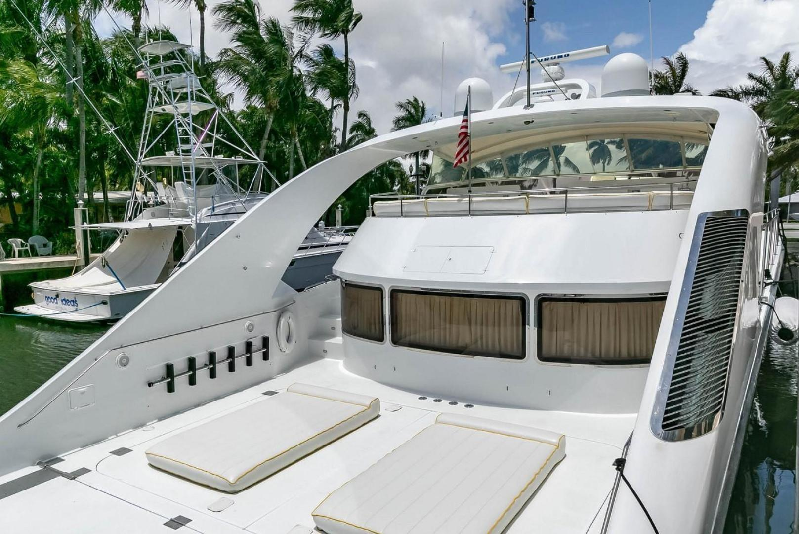 Custom-Shoell Express Motor Yacht 2004-Purely Pleasure Fort Lauderdale-Florida-United States-1418564 | Thumbnail