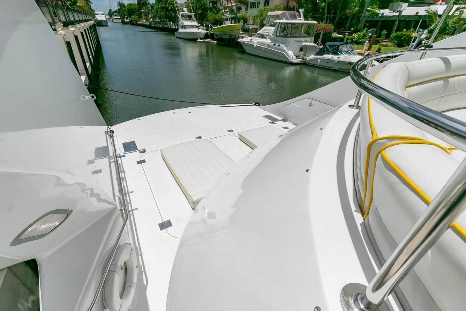 Custom-Shoell Express Motor Yacht 2004-Purely Pleasure Fort Lauderdale-Florida-United States-1418559 | Thumbnail