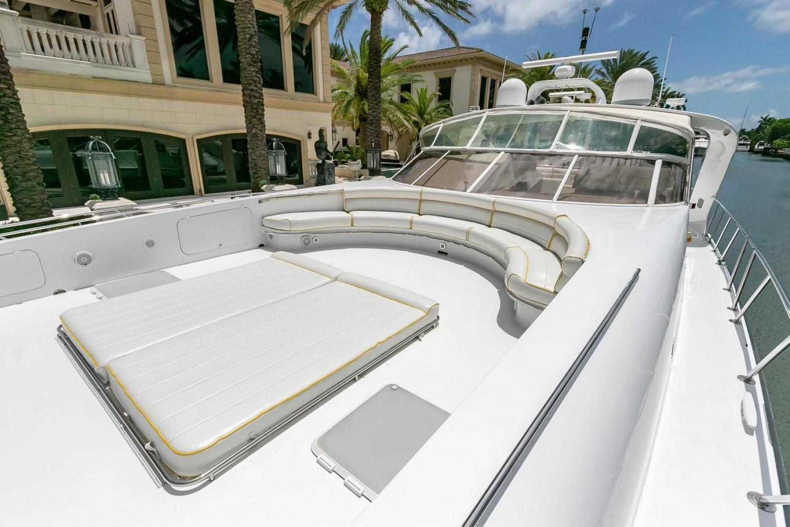 Custom-Shoell Express Motor Yacht 2004-Purely Pleasure Fort Lauderdale-Florida-United States-1418554 | Thumbnail