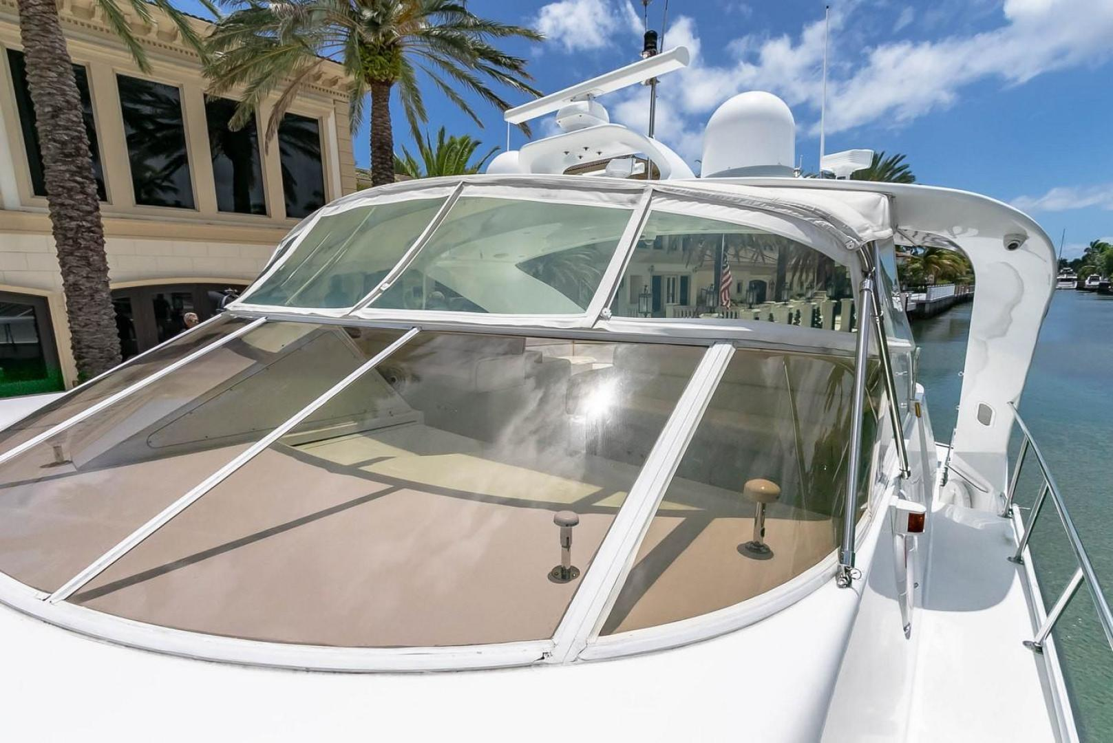 Custom-Shoell Express Motor Yacht 2004-Purely Pleasure Fort Lauderdale-Florida-United States-1418556 | Thumbnail
