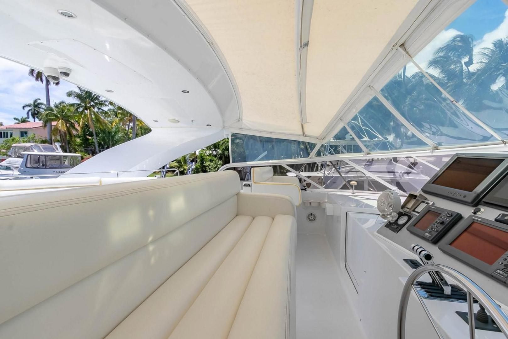 Custom-Shoell Express Motor Yacht 2004-Purely Pleasure Fort Lauderdale-Florida-United States-1418578 | Thumbnail