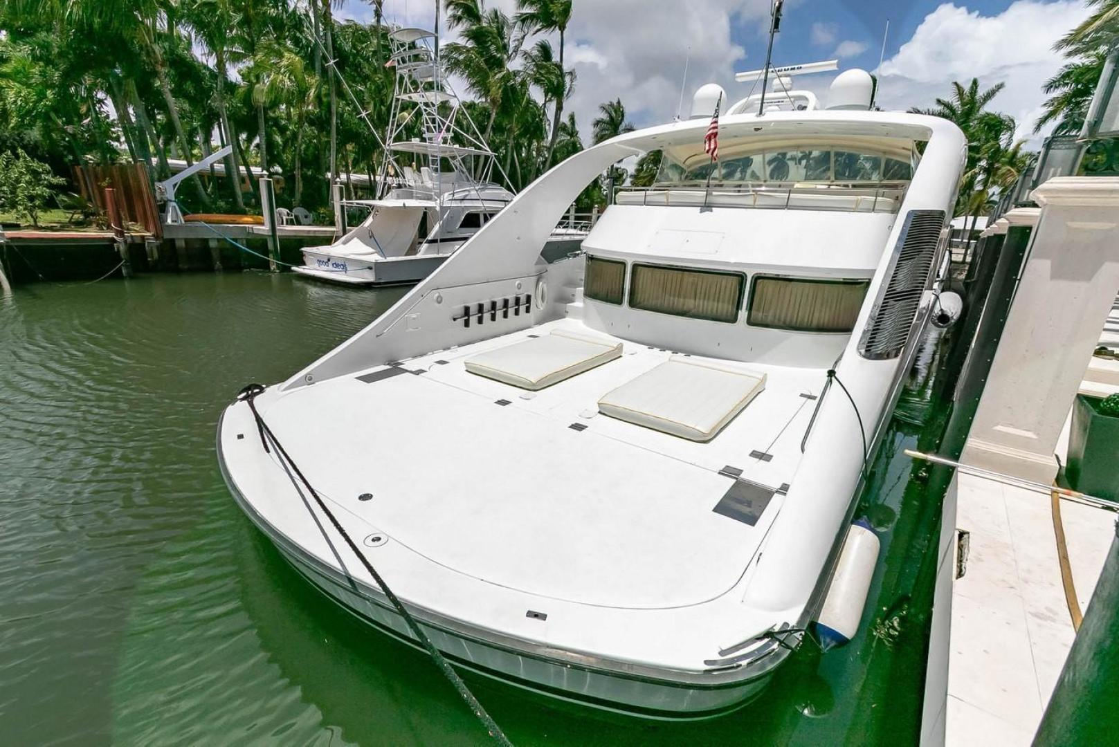 Custom-Shoell Express Motor Yacht 2004-Purely Pleasure Fort Lauderdale-Florida-United States-1418563 | Thumbnail