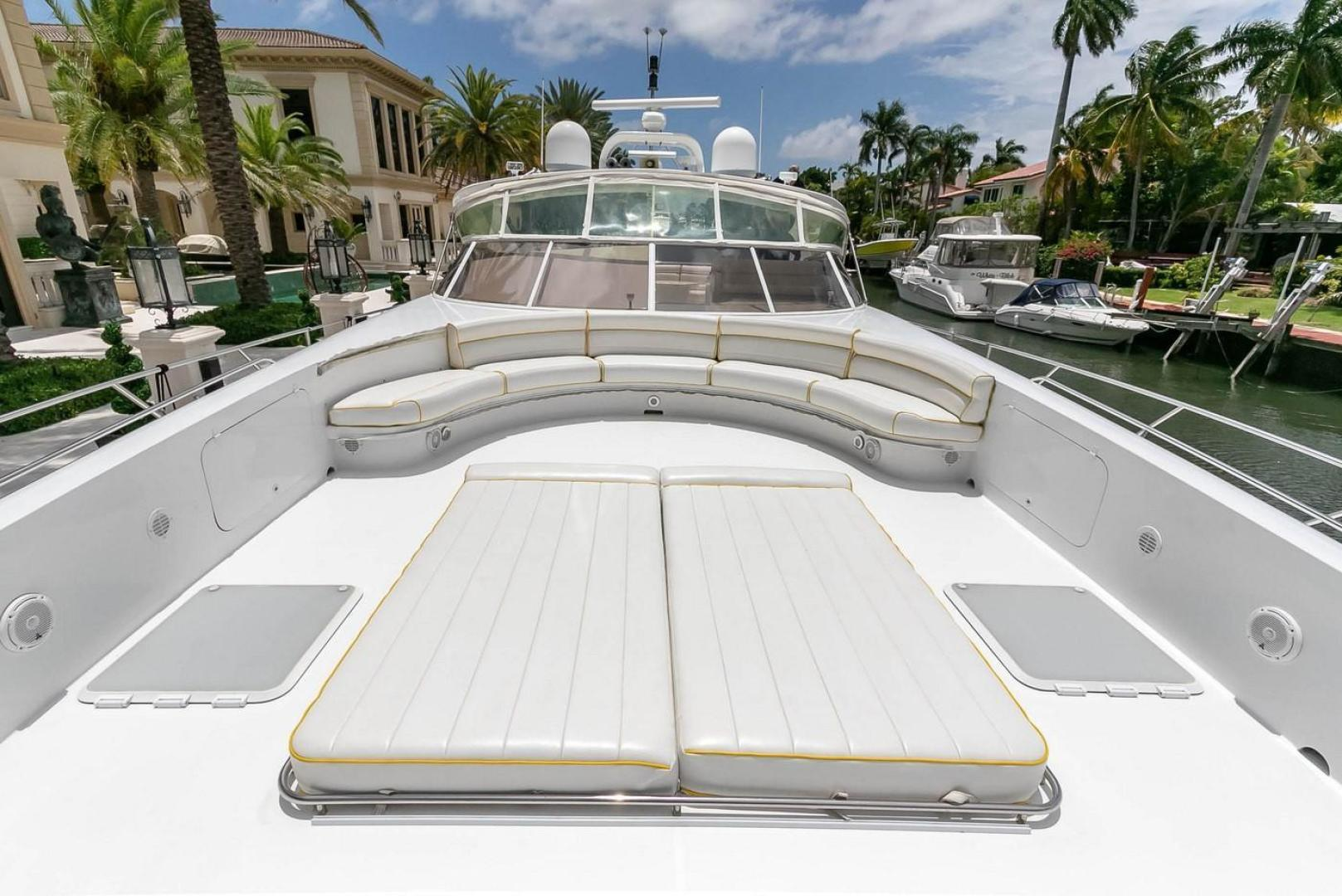Custom-Shoell Express Motor Yacht 2004-Purely Pleasure Fort Lauderdale-Florida-United States-1418550 | Thumbnail