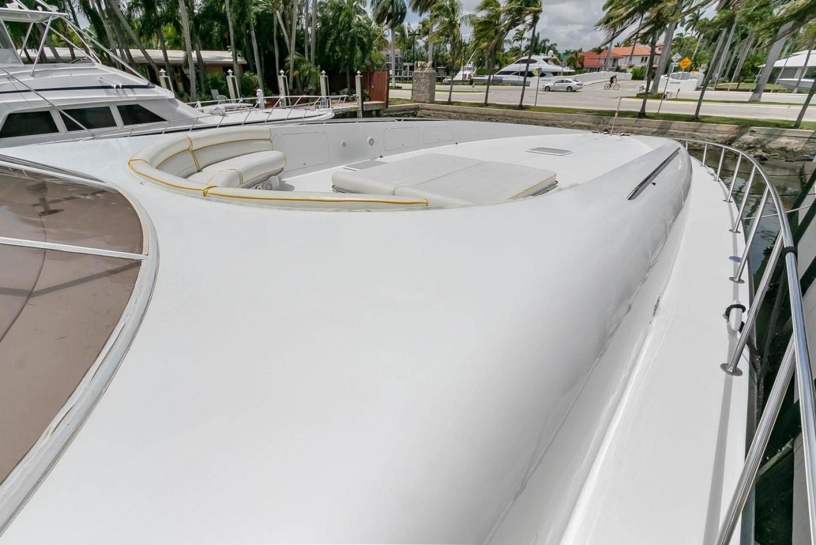 Custom-Shoell Express Motor Yacht 2004-Purely Pleasure Fort Lauderdale-Florida-United States-1418546 | Thumbnail