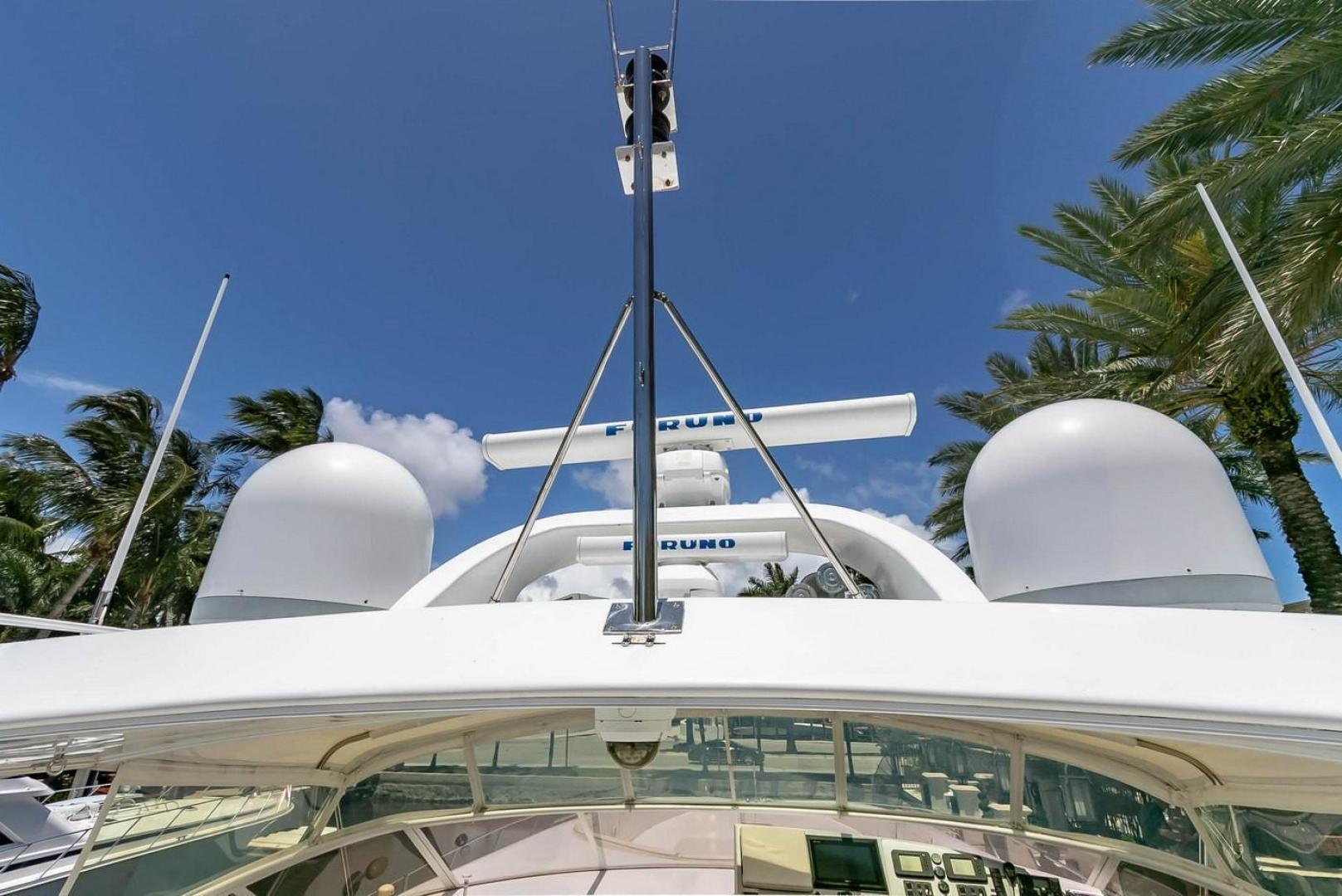Custom-Shoell Express Motor Yacht 2004-Purely Pleasure Fort Lauderdale-Florida-United States-1418589 | Thumbnail
