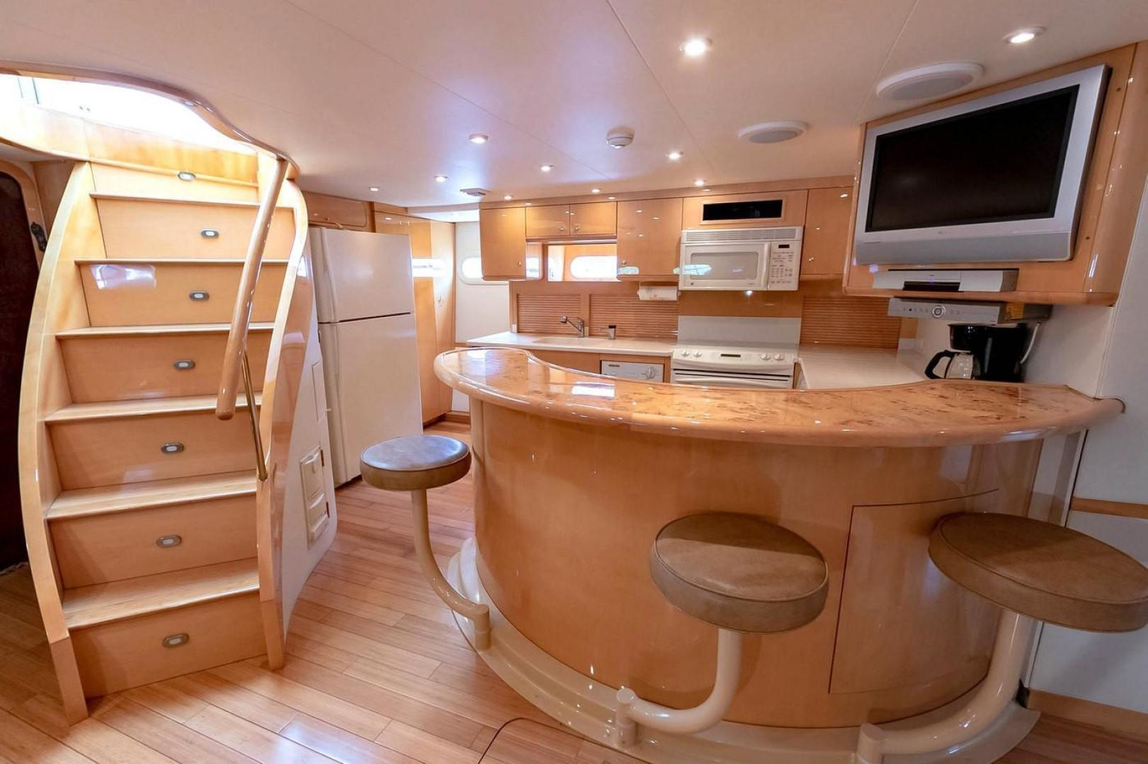Custom-Shoell Express Motor Yacht 2004-Purely Pleasure Fort Lauderdale-Florida-United States-1418638 | Thumbnail
