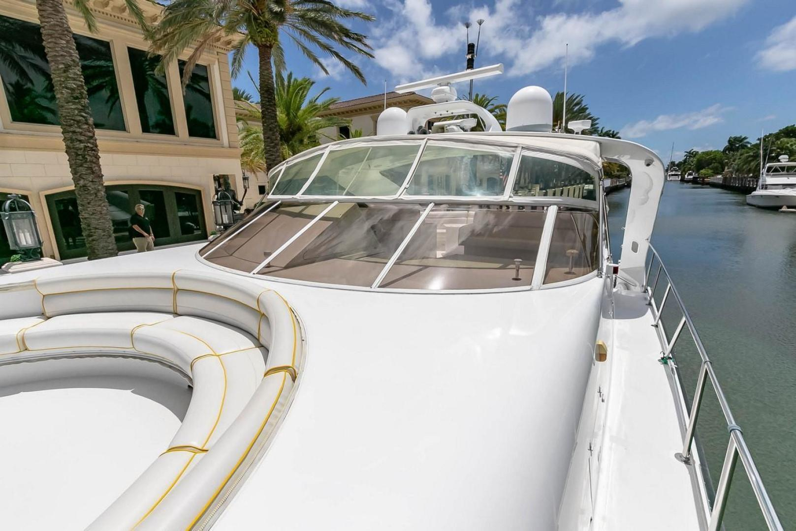 Custom-Shoell Express Motor Yacht 2004-Purely Pleasure Fort Lauderdale-Florida-United States-1418555 | Thumbnail