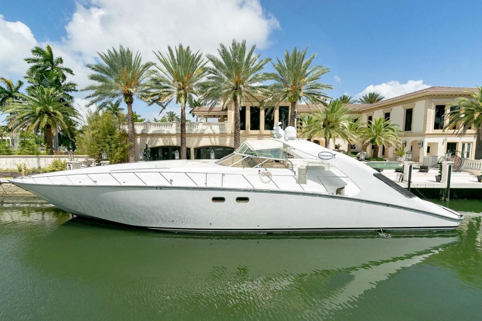 Custom-Shoell Express Motor Yacht 2004-Purely Pleasure Fort Lauderdale-Florida-United States-1418539 | Thumbnail