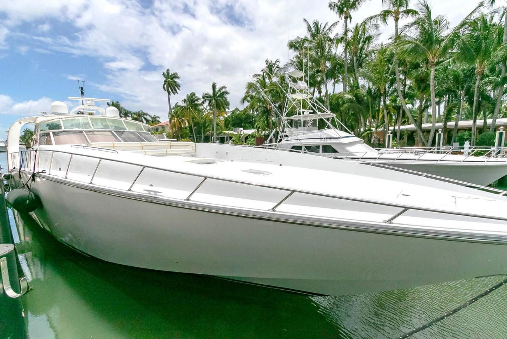 Custom-Shoell Express Motor Yacht 2004-Purely Pleasure Fort Lauderdale-Florida-United States-1418544 | Thumbnail