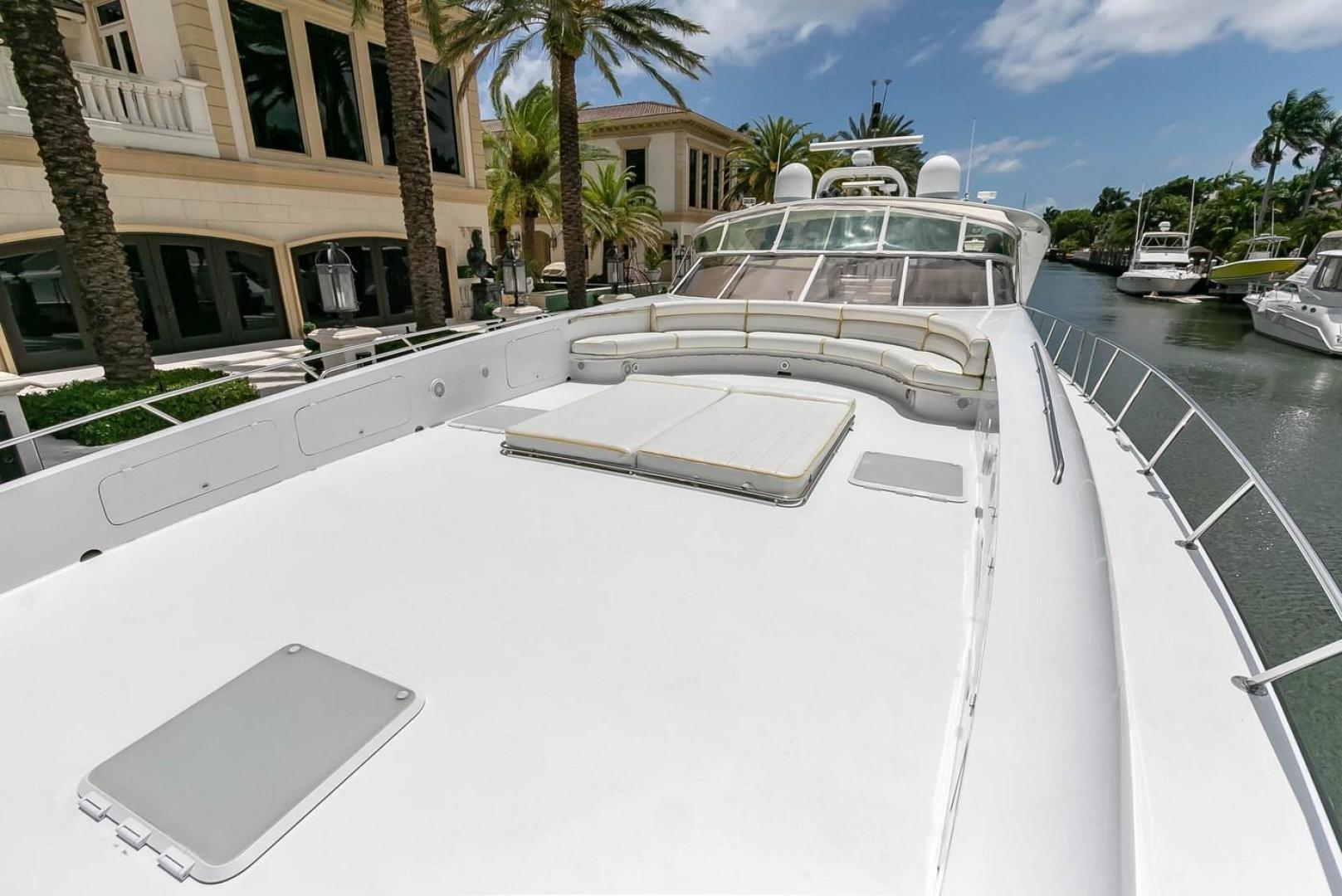Custom-Shoell Express Motor Yacht 2004-Purely Pleasure Fort Lauderdale-Florida-United States-1418553 | Thumbnail