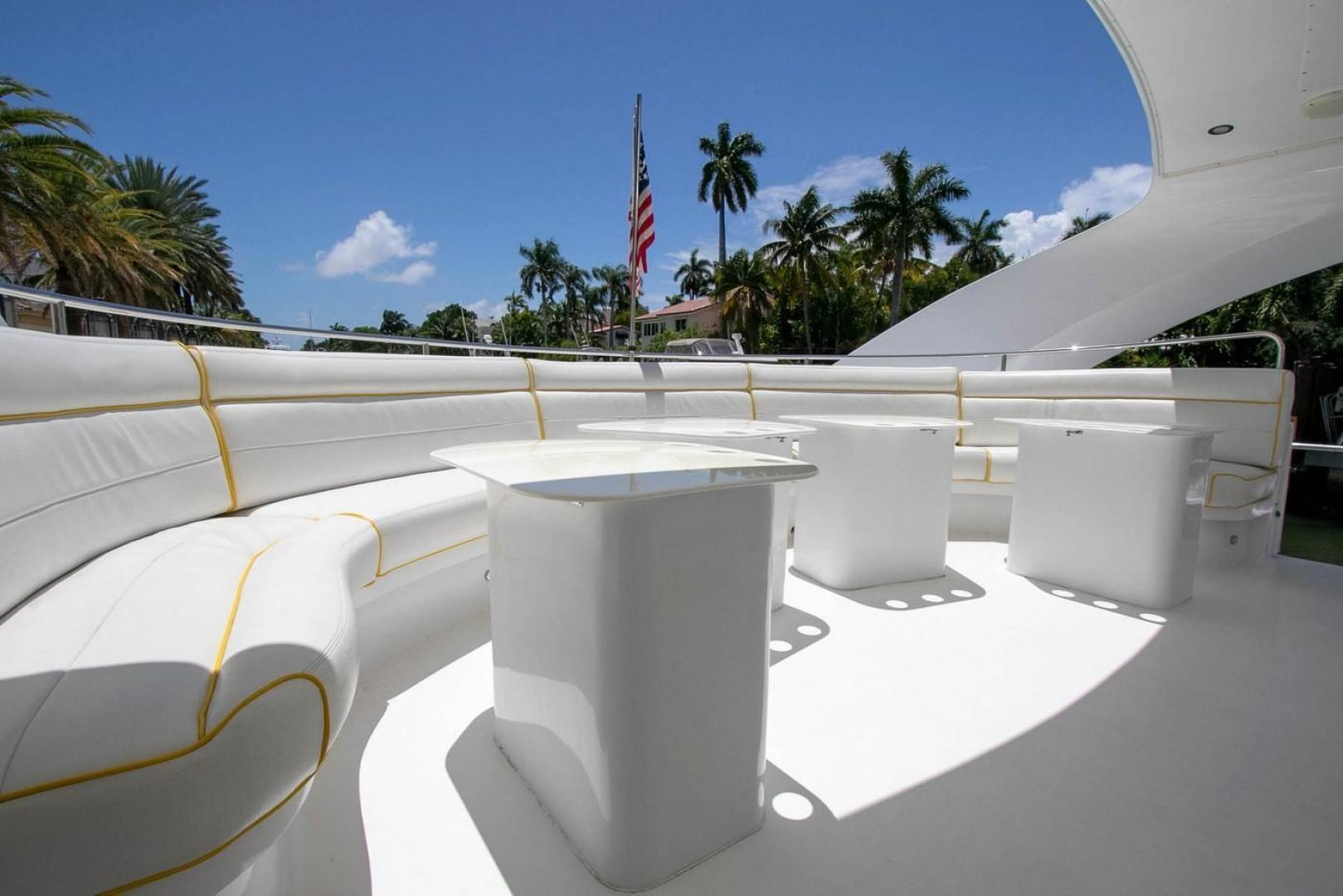 Custom-Shoell Express Motor Yacht 2004-Purely Pleasure Fort Lauderdale-Florida-United States-1418593 | Thumbnail