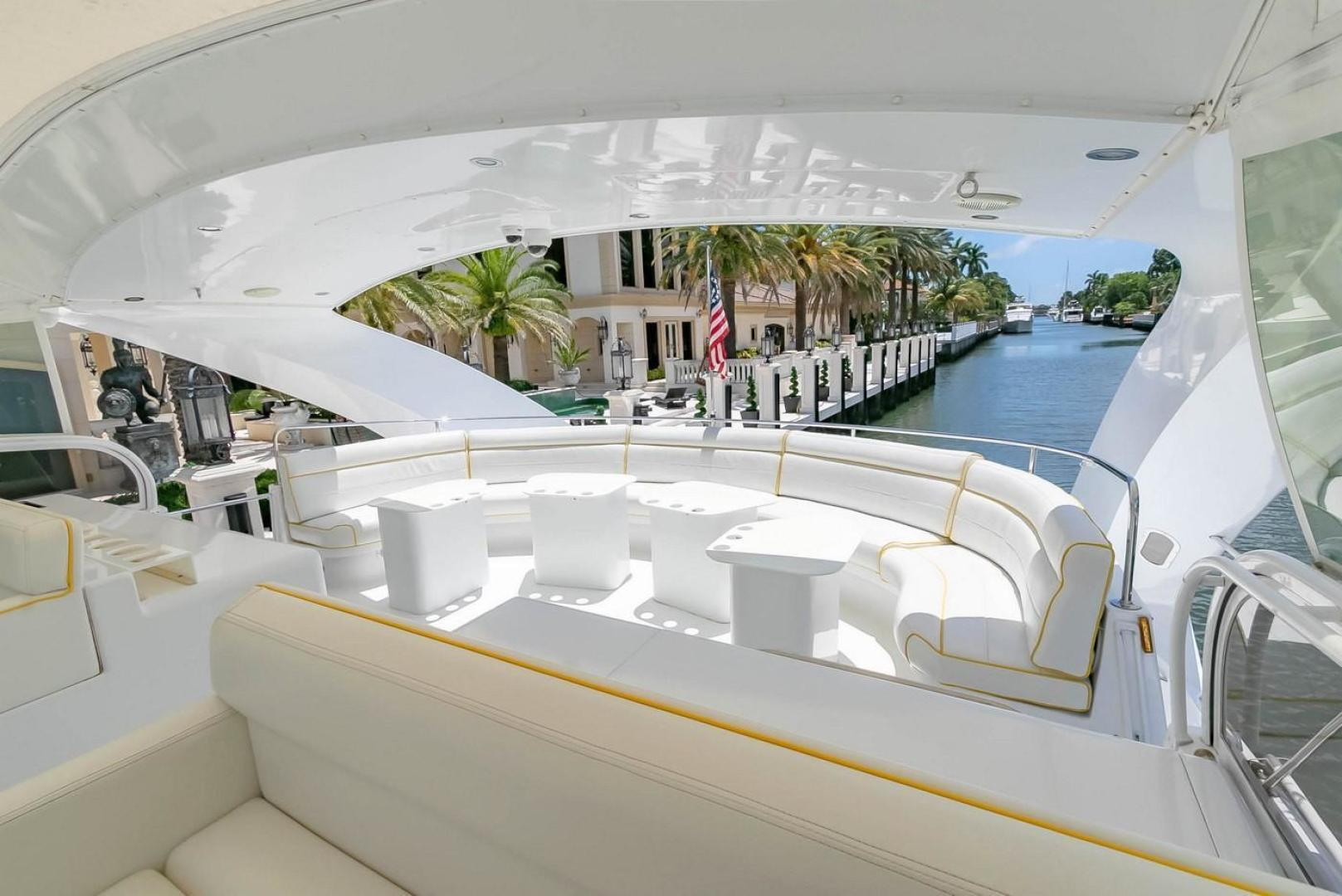 Custom-Shoell Express Motor Yacht 2004-Purely Pleasure Fort Lauderdale-Florida-United States-1418569 | Thumbnail