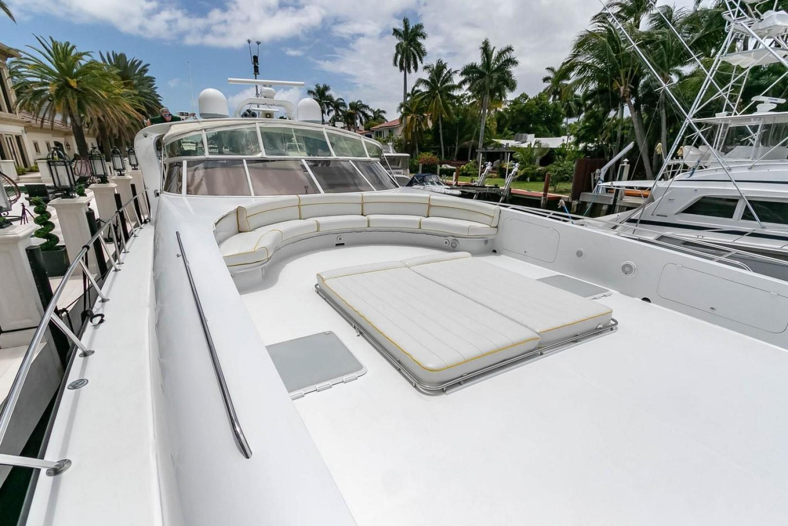 Custom-Shoell Express Motor Yacht 2004-Purely Pleasure Fort Lauderdale-Florida-United States-1418548 | Thumbnail