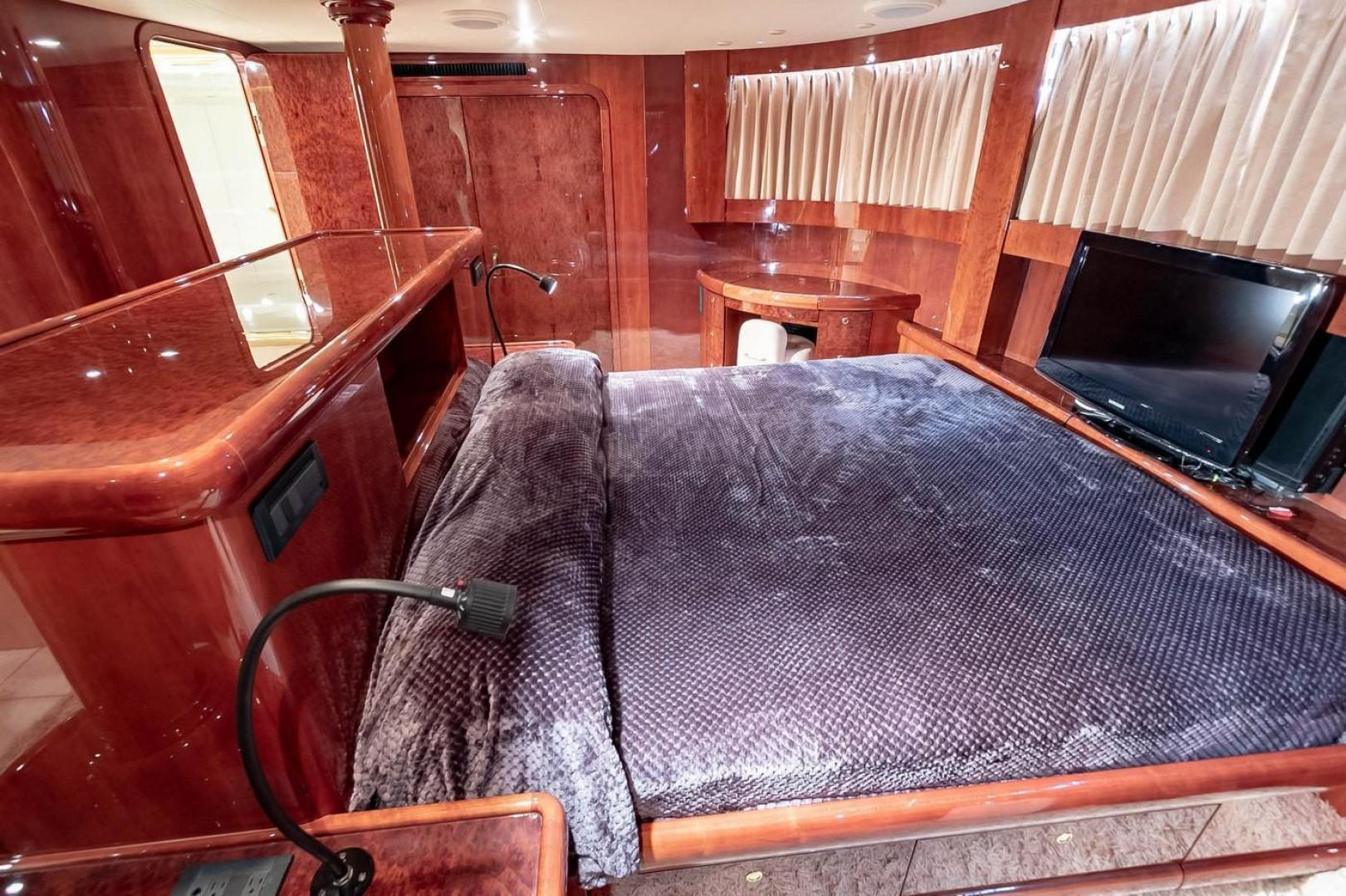 Custom-Shoell Express Motor Yacht 2004-Purely Pleasure Fort Lauderdale-Florida-United States-1418618 | Thumbnail