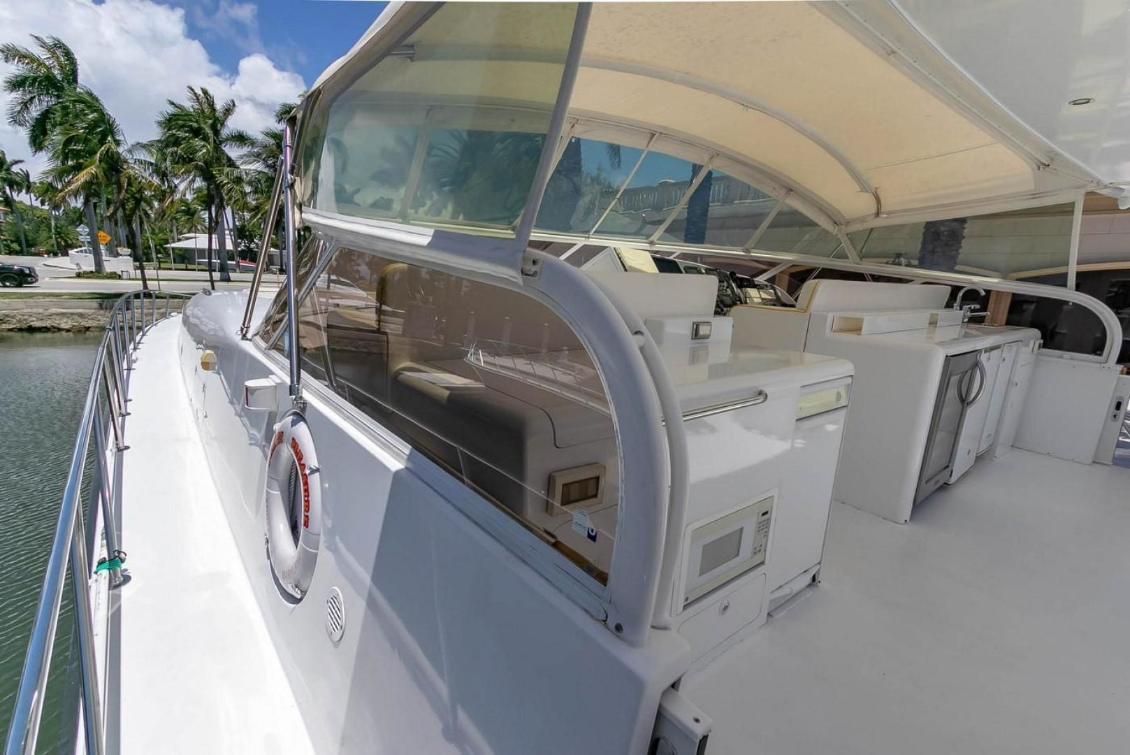 Custom-Shoell Express Motor Yacht 2004-Purely Pleasure Fort Lauderdale-Florida-United States-1418591 | Thumbnail