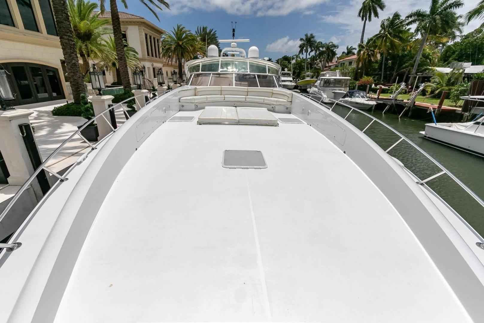 Custom-Shoell Express Motor Yacht 2004-Purely Pleasure Fort Lauderdale-Florida-United States-1418549 | Thumbnail