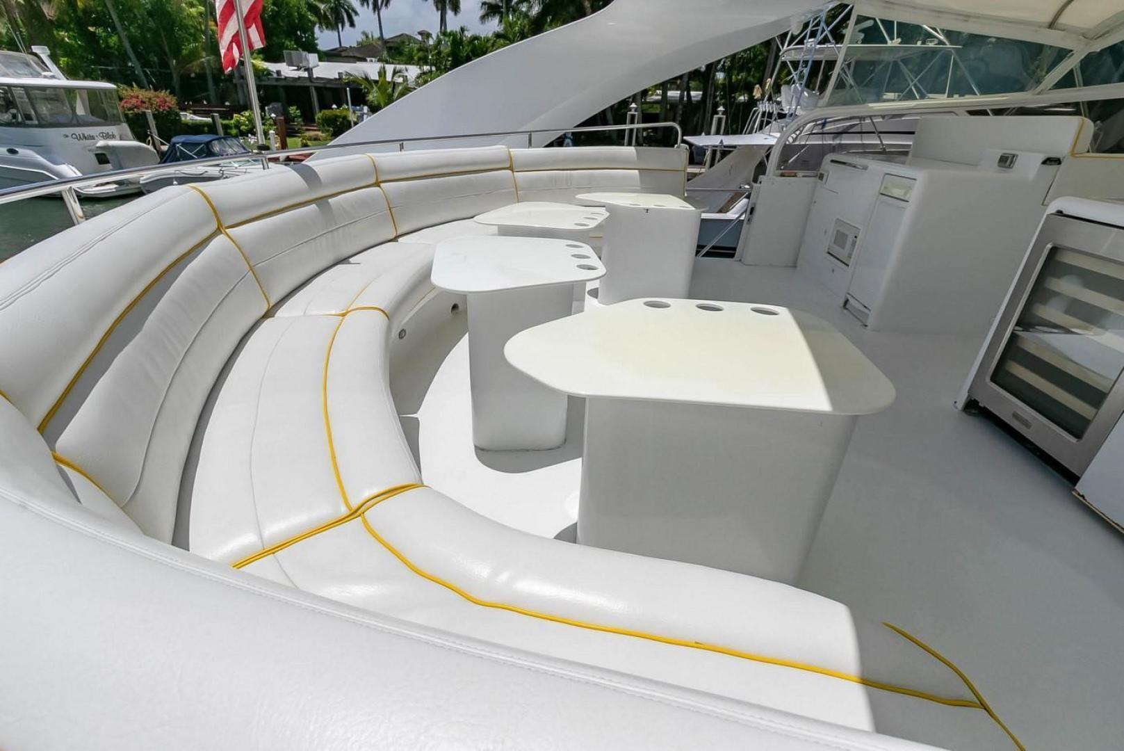 Custom-Shoell Express Motor Yacht 2004-Purely Pleasure Fort Lauderdale-Florida-United States-1418567 | Thumbnail