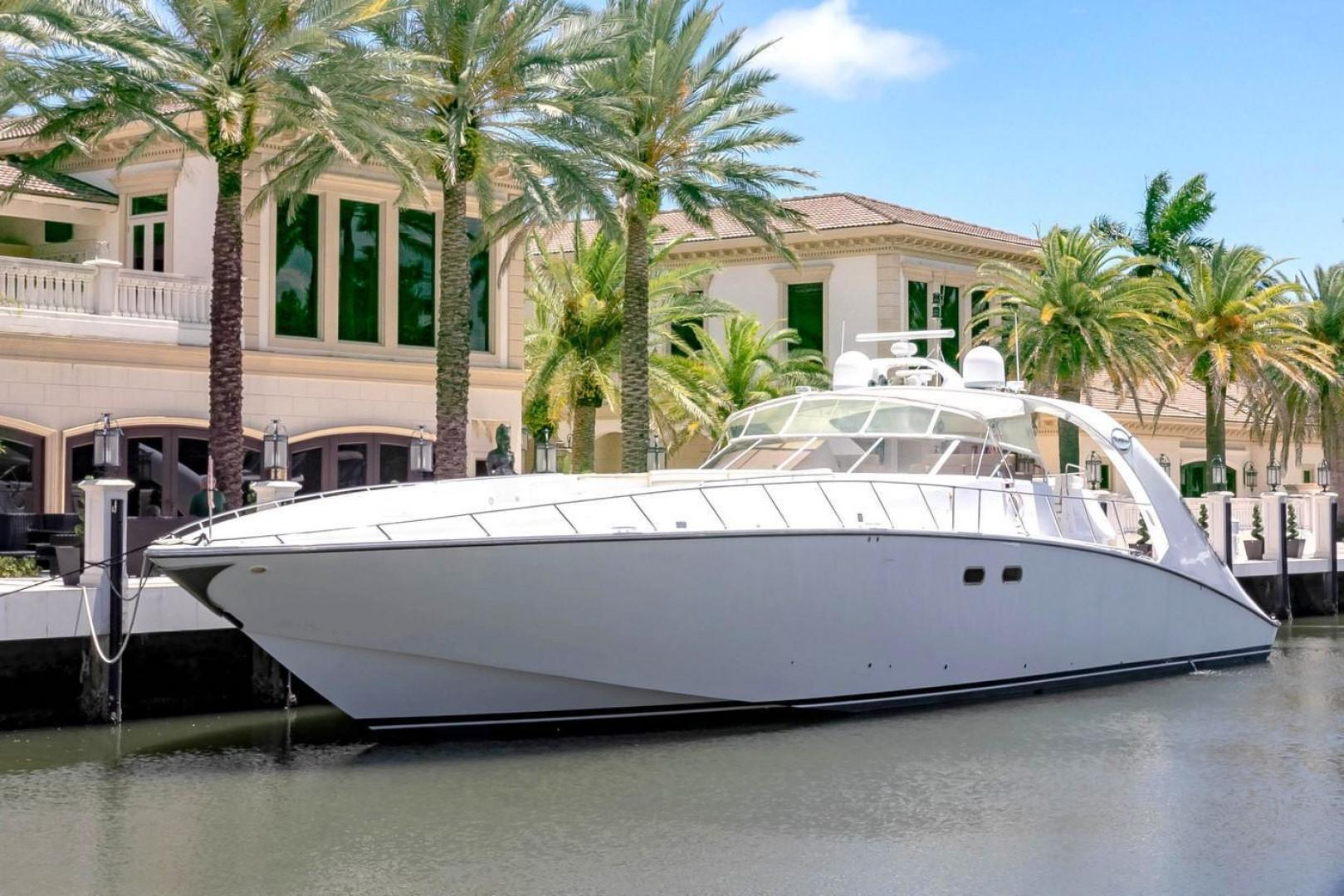Custom-Shoell Express Motor Yacht 2004-Purely Pleasure Fort Lauderdale-Florida-United States-1418543 | Thumbnail
