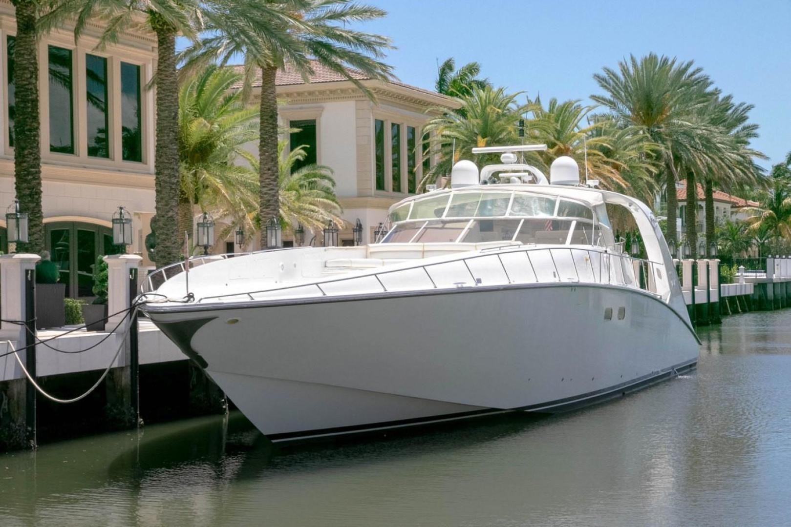 Custom-Shoell Express Motor Yacht 2004-Purely Pleasure Fort Lauderdale-Florida-United States-1418541 | Thumbnail
