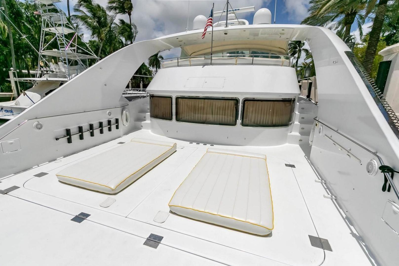 Custom-Shoell Express Motor Yacht 2004-Purely Pleasure Fort Lauderdale-Florida-United States-1418562 | Thumbnail