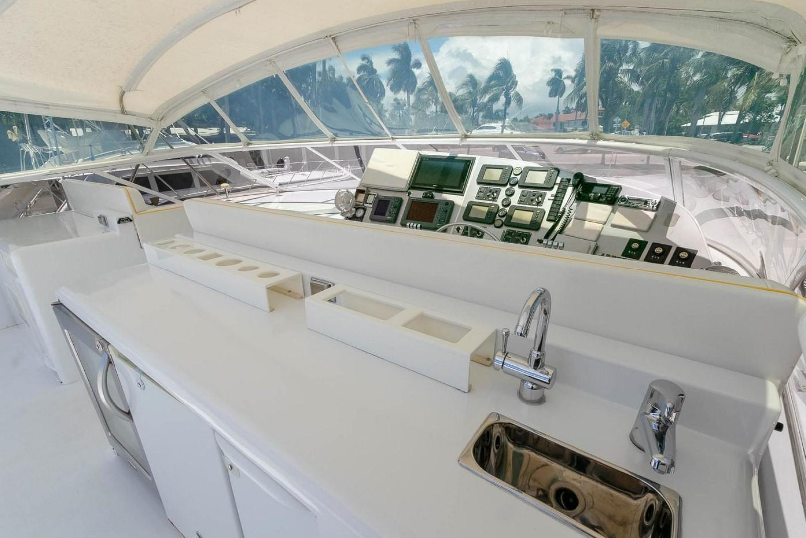Custom-Shoell Express Motor Yacht 2004-Purely Pleasure Fort Lauderdale-Florida-United States-1418594 | Thumbnail