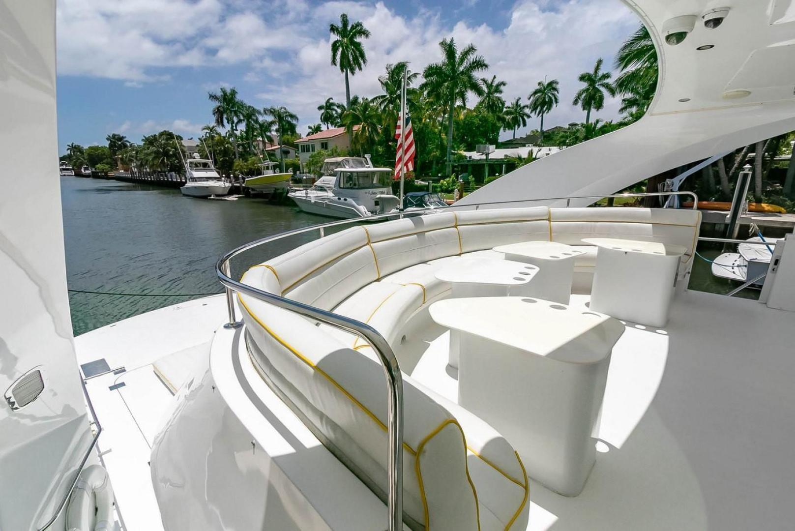 Custom-Shoell Express Motor Yacht 2004-Purely Pleasure Fort Lauderdale-Florida-United States-1418566 | Thumbnail