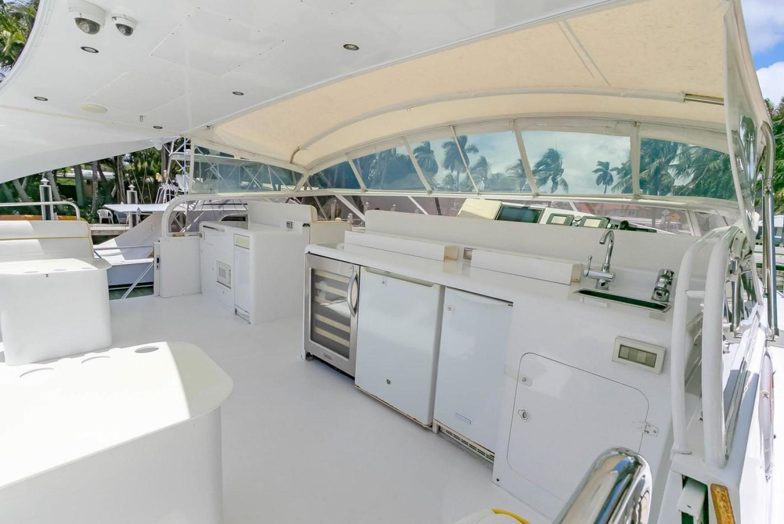 Custom-Shoell Express Motor Yacht 2004-Purely Pleasure Fort Lauderdale-Florida-United States-1418568 | Thumbnail