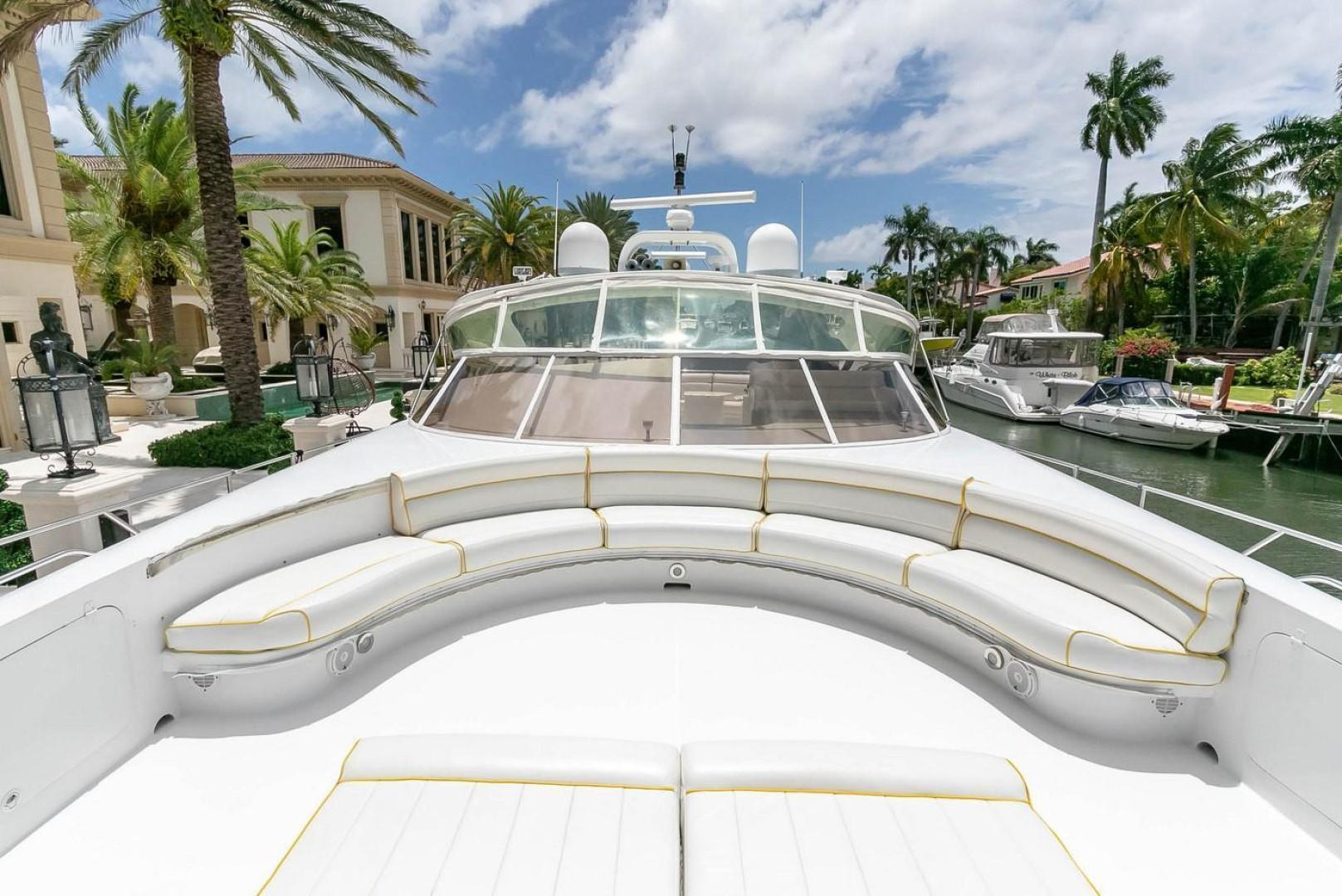 Custom-Shoell Express Motor Yacht 2004-Purely Pleasure Fort Lauderdale-Florida-United States-1418551 | Thumbnail